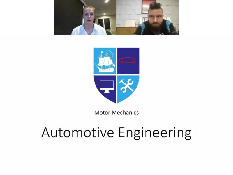 Talent Central - Webinar - Careers in Automotive Engineering