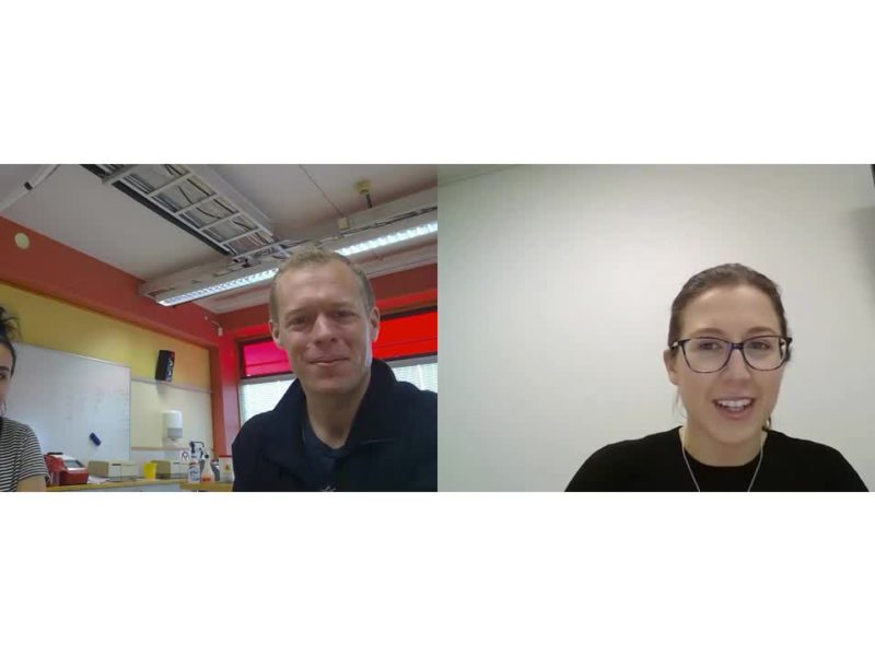 Talent Central - Webinar - Careers in Science Laboratories Boosting the Science Sector
