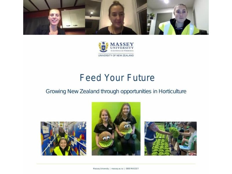 Talent Central - Webinar - A career in Horticulture