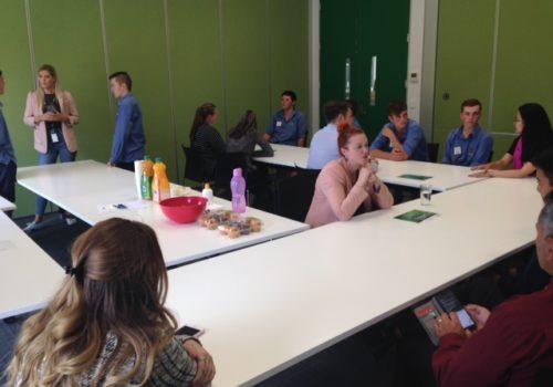 Meeting FMG Staff 5